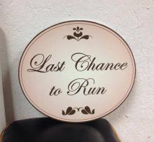 Wedding Sign Beige Oval