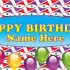 21st Birthday Banner - Pattern