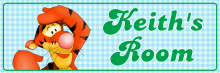 Tigger - Bedroom Door Sign