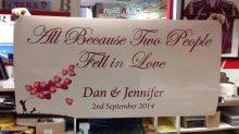 Engagement Banner - Beige