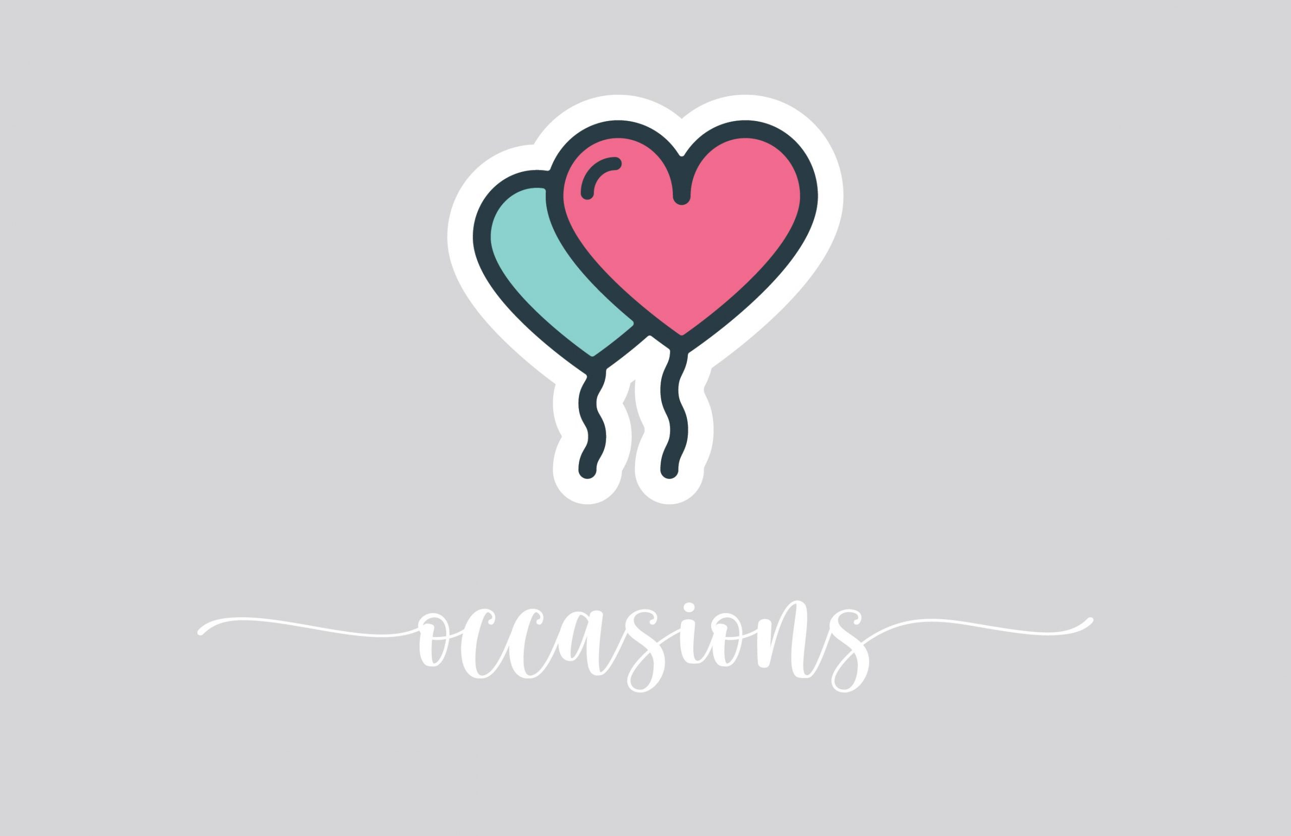 Occasions homepage