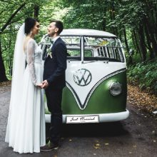 Wedding Number Plates
