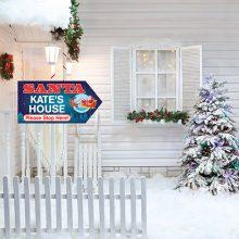 Christmas & Santa Signs