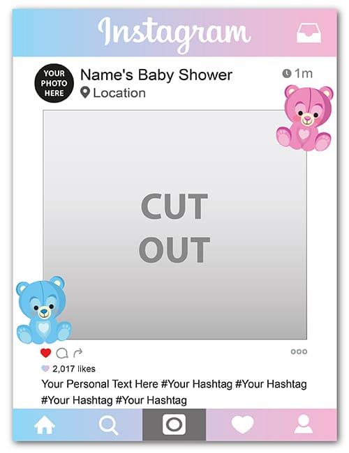 baby shower gender reveal