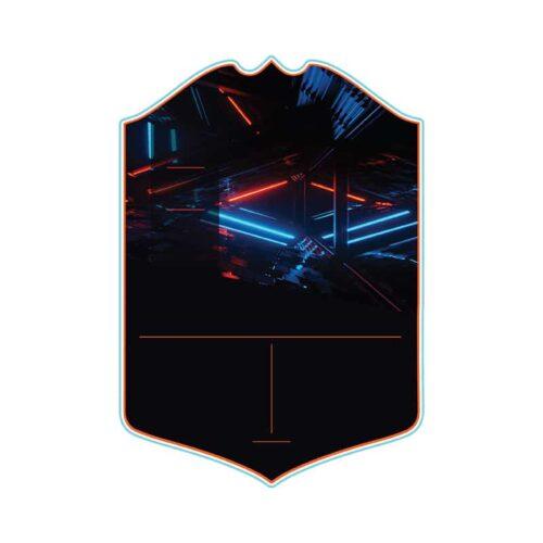 Footaball Future Star Card