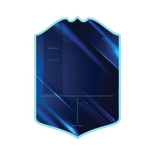 Team Of The Year Football Card